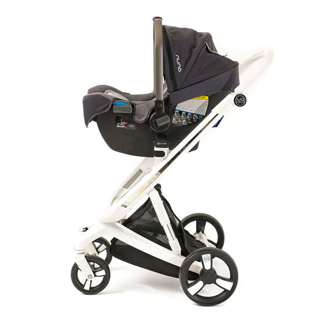 Car Seat Adapter - Milkbe Self Stopping Stroller