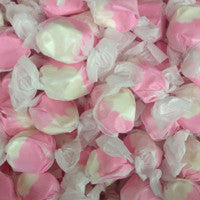 Strawberry Cream Taffy
