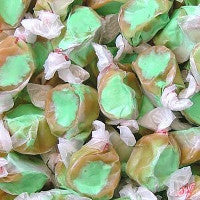 Caramel Apple Taffy