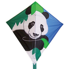 "Panda 28"" Diamond Kite"