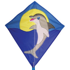 "Dolphin 28"" Diamond Kite"