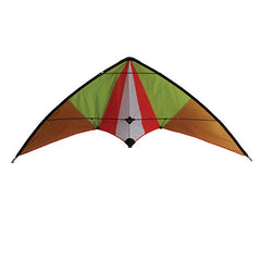 "Makani 3 Green/Yellow 48"" Sport Kite"