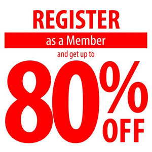 Consumers Enjoy Wholesale Discounts - Just Register