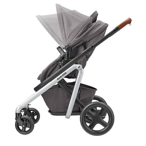 Best Security.  Best Comfort.  All you ever need Premium-feature Stroller.