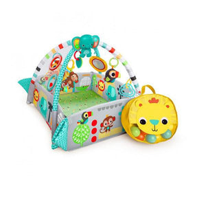 Bright Starts BS10754 (10/30) Activity Gym 5-in-1 Your Way Ball Play