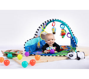 Baby Einstein BE11287 (10/30) Activity Gym 5-in-1 Journey of Discovery