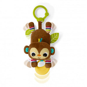 Bright Starts BS11407 (0) Banana Tantrum Monkey