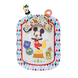 Disney BS11694 (10/30) Prop Mat Mickey Mouse Camping with Friends Prop Mat