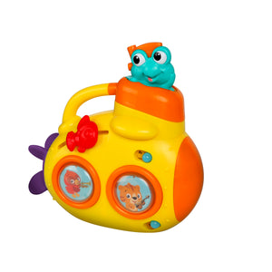 Baby Einstein BE11770 (10/30) Discovery Submarine Musical Toy