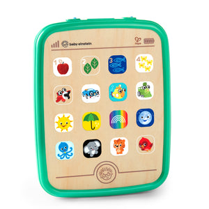 Baby Einstein BE11778 (10/30) Magic Touch Curiosity Tablet Wooden Musical Toy