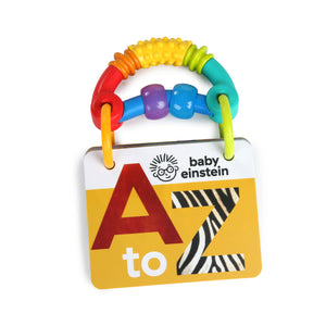 Baby Einstein BE11795 (0) A-to-Z Curiosity Cards Flash Cards