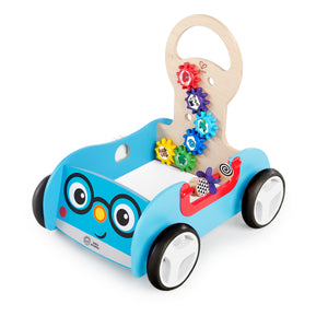 Baby Einstein BE11875 (10/30) Discovery Buggy Wooden Activity Walker & Wagon