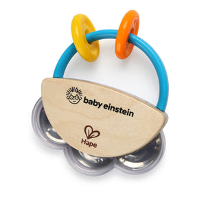 Baby Einstein BE12011 (0) Tiny Tambourine™ Wooden Musical Toy