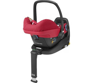 Maxi-Cosi Pebble Plus - Vivid Red_3