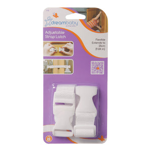 Dreambaby DB00148 (30) Strap Latches