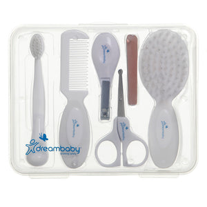 Dreambaby DB00333 (30) Grooming Kit Hard Case - White