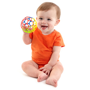 Bright Starts BR81024 (0) 4 Oball Infant Toy