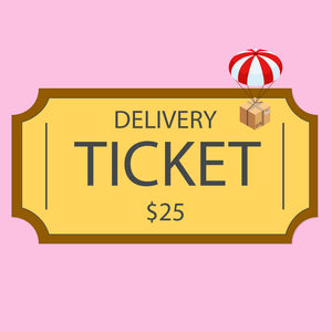 Delivery Service $25
