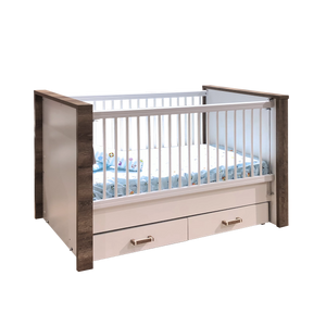 CARISMA Swinging Baby Bed with Drawers (CA-1991)
