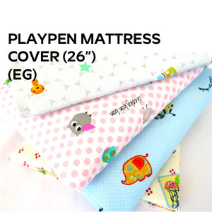 Cheeky Bon Bon CK034P (0) Playpen Mattress Cover (26x38x3 inches)