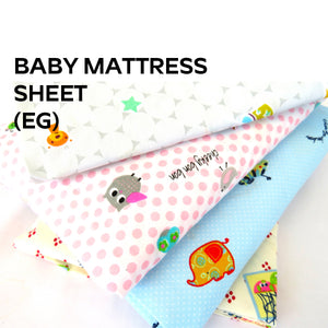 Cheeky Bon Bon CK002P (10) Fitted Sheet For Baby Mattress