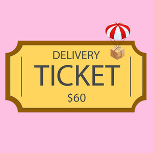 Delivery Service $60