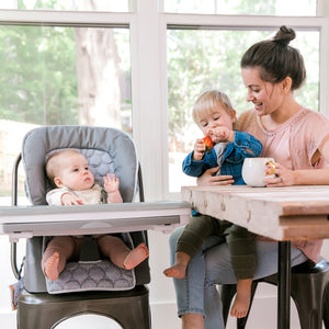 Ingenuity BS10617 (10/30) High Chair SmartServe 4-in-1 - Connolly