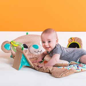 Bright Starts BS11031 (20/38) Tummy Time Prop & Play - Bear