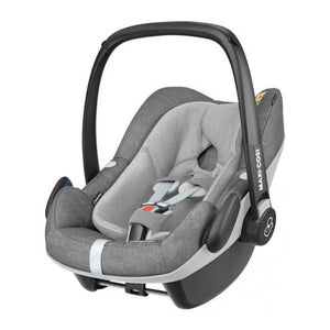 Maxi Cosi (10/30) Pebble Plus Baby Car Seat - Nomad Grey (0m-12m) (45-75cm)