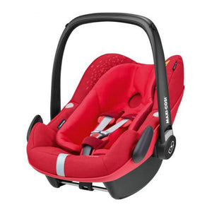 Maxi Cosi (10/30) Pebble Plus Baby Car Seat - Vivid Red (0m-12m) (45-75cm)