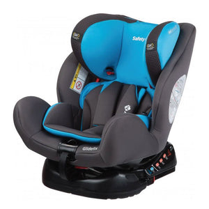Safety 1st SFE-GM0930EU-SB (10/30) GlideFix Convertible Car Seat - Sapphire Blue