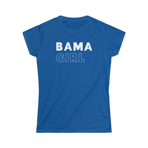 Bama Girl Women's Softstyle Tee