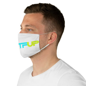 Back TF Up Fabric Face Mask