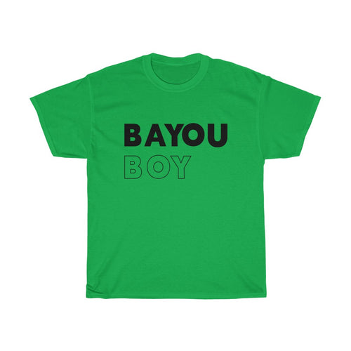 Bayou Boy Unisex Heavy Cotton Tee