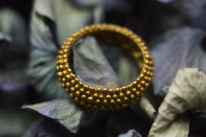 GRAINS OF SAND RING [Arenula] - CLIO SASKIA