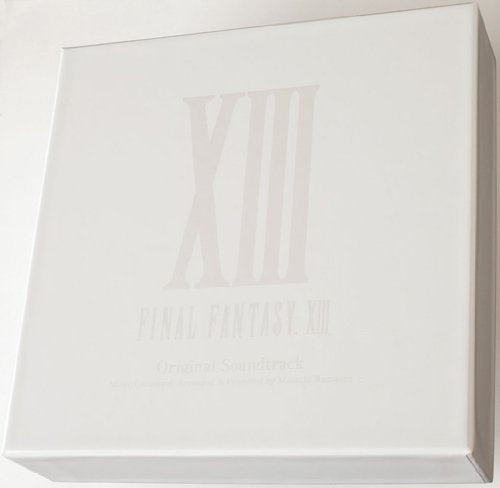 Final Fantasy XIII Limited Edition (CD)