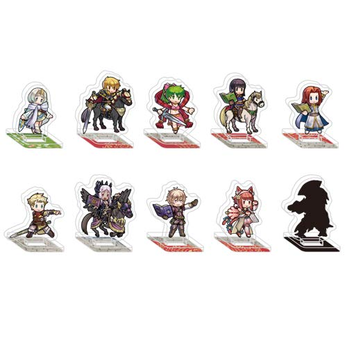 Fire Emblem Heroes - Mini Acrylic Figure Collection Vol.11