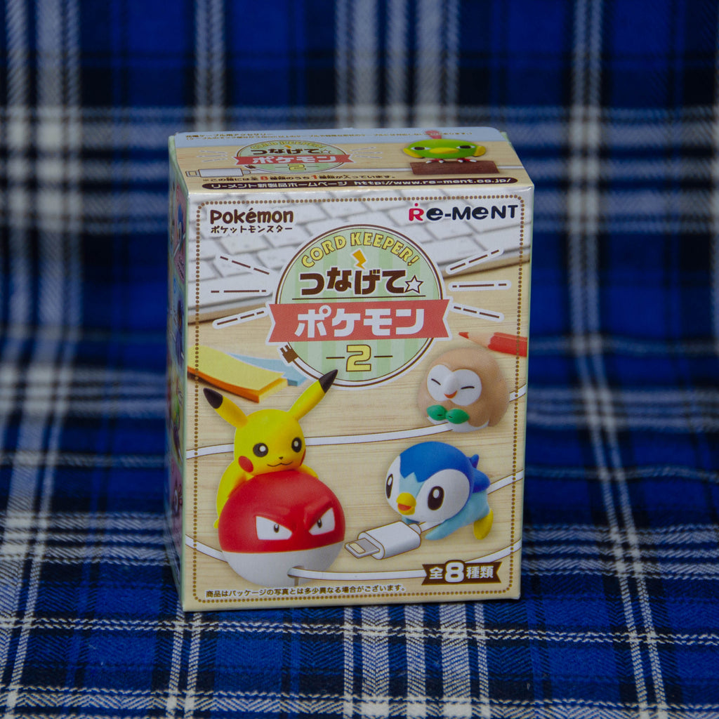 Pokémon Cord Keeper Series 2 (Blind Box)