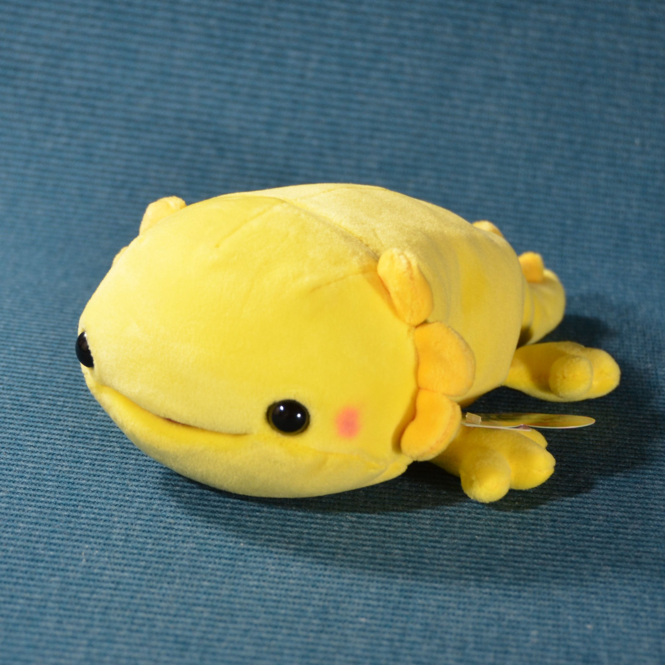 Axolotl Love - Lemoncake (Small)