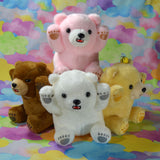 Intimidating Bears (Small)