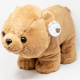 Fuzzy Bear - Brown (Large)