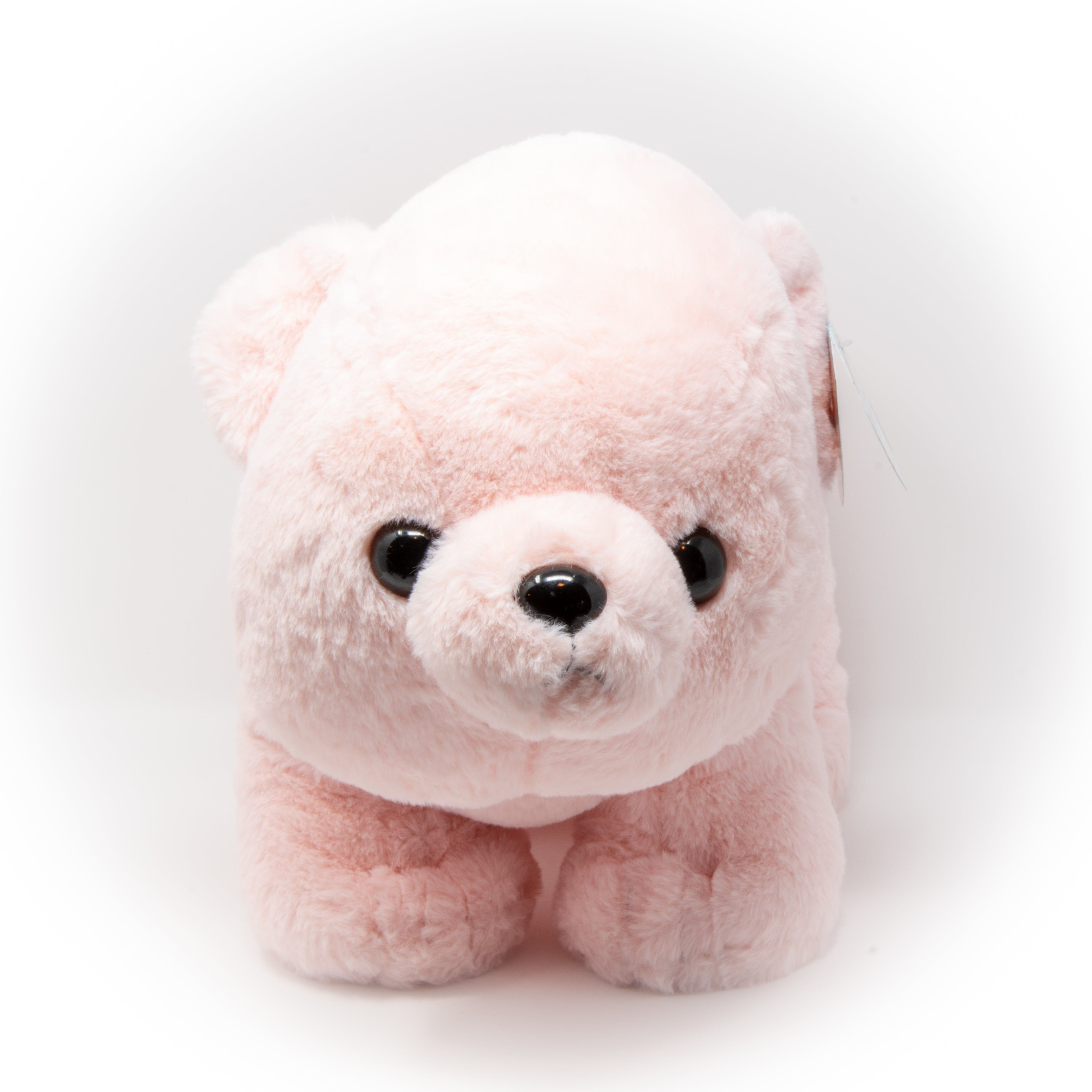 Fuzzy Bear - Pink (Large)