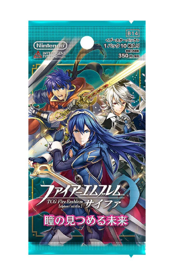 Fire Emblem Cipher: B14 - Eyegazing Future (Booster Pack)