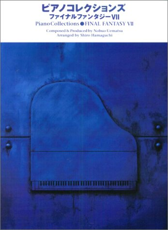 Final Fantasy VII Piano Collection (Songbook)