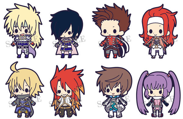 Tales of Friends Anniversary Vol. 1 Rubber Strap Collection (Blind Box)