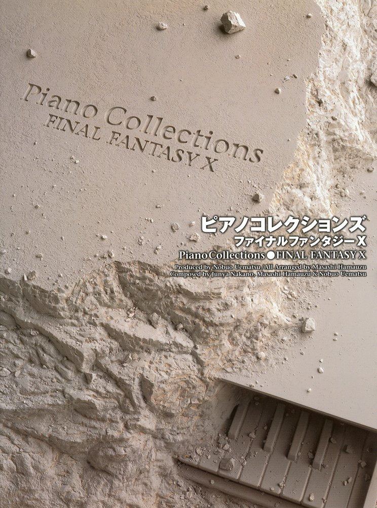 Final Fantasy X Piano Collection (Songbook)