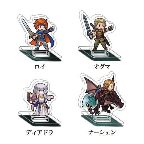 Fire Emblem Heroes: Mini Acrylic Figure Collection Vol.5