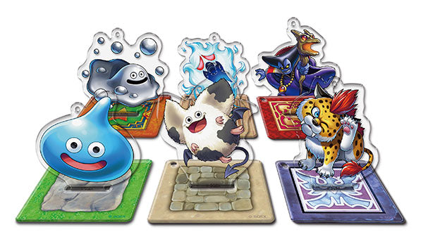 Dragon Quest Rivals Acrylic Stand Keychain (Blind Box)