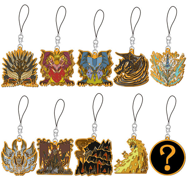Monster Hunter Arch-Tempered Monsters Charm