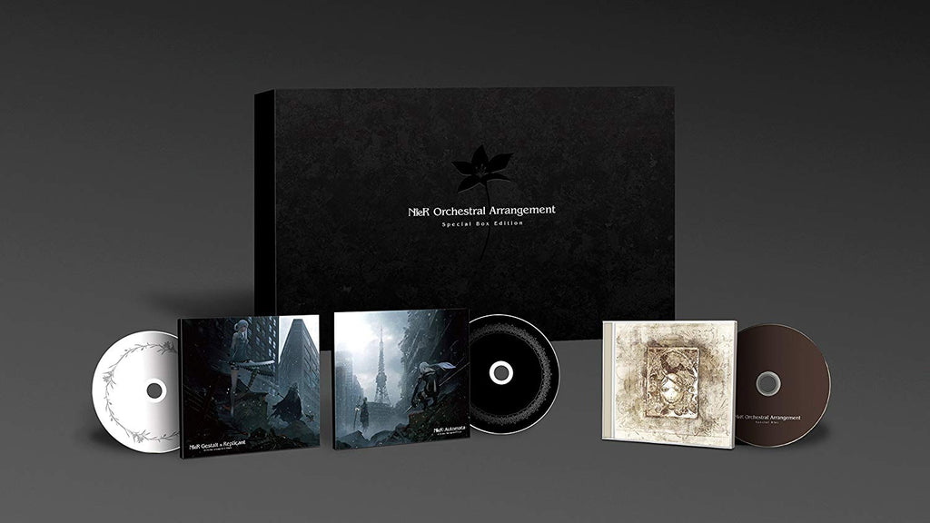 NieR Orchestral Arrangement (Special Box Edition) (CD)